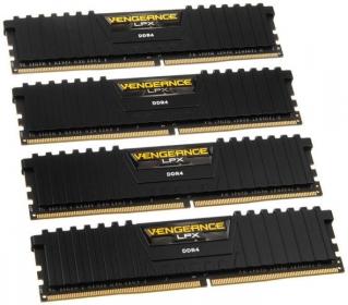 Corsair Vengeance LPX 32GB (4x8GB) 2400MHz DDR4 (CMK32GX4M4A2400C14)