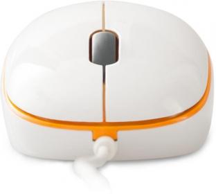 NJOY TG9 USB optikai fehér egér (PHMS-WRO01TG-AC01B)