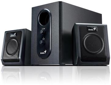 Genius SW-2.1 355 fekete hangszóró (31730754100)