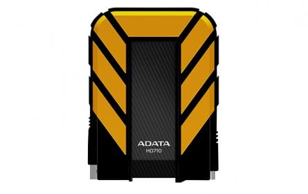 ADATA HD710 500GB külső merevlemez Sárga (AHD710-500GU3-CYL)