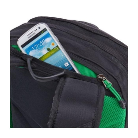 Case Logic Notebook Hátitáska 15,6'' Fekete-Zöld (BOGB-115K)