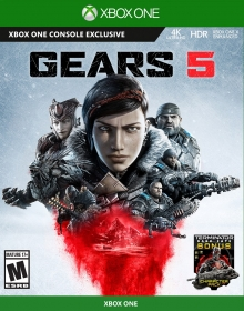 Gears 5 Standard Edition Xbox One