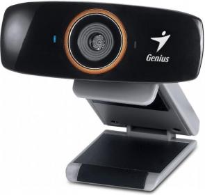 Genius FaceCam 1020TL USB fekete webkamera (32200207101)