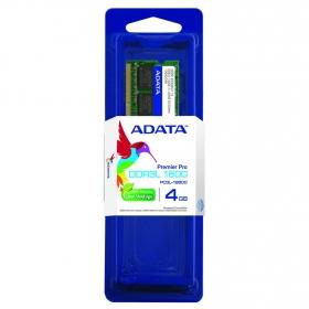 Adata DDR3 SODIMM 4GB 1600MHz CL11 1.5V (AD3S1600C4G11-R)