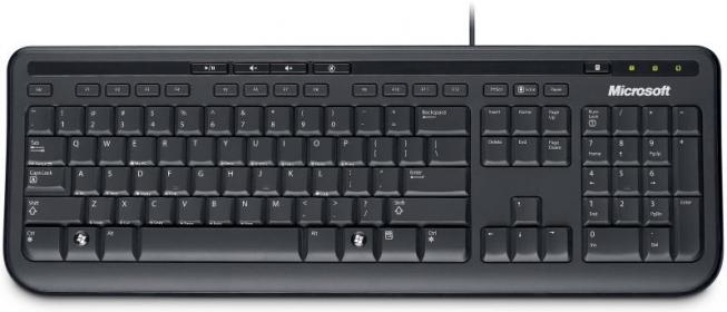 Microsoft 600 USB angol billentyűzet (ANB-00021)