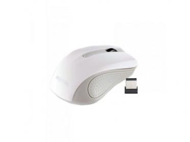 Approx APPWMLITEW wireless optikai fehér-szürke egér