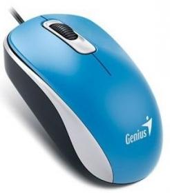 GENIUS DX 110 USB optikai kék egér (DX_110_BLUE)