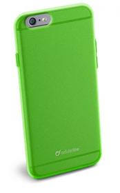 Cellularline Color Slim iPhone 6 zöld telefontok (COLORSLIPH647G)