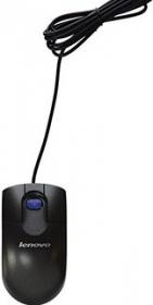 LENOVO  ScrollPoint  USB/PS/2 optikai fekete egér (31P7405)