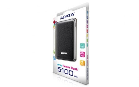 ADATA PV120 Power Bank Fekete (APV120-5100M-5V-CBK)