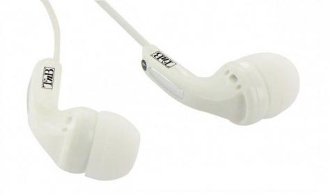 TNB  FIZZ In-Ear Fülhallgató Fehér (CSFIZZWH)