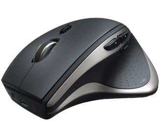 LOGITECH Performance MX wireless lézer fekete egér (910-001120)