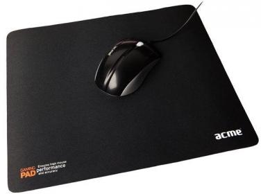 ACME ACMP06 fekete gamer egérpad
