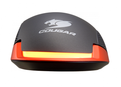 COUGAR 550M USB optikai szürke gamer egér (550M -IRON GREY)