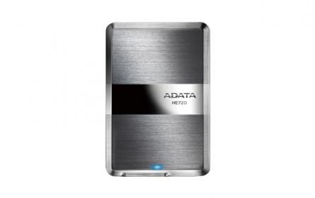 ADATA HE720 DashDrive 1TB Ezüst (AHE720-1TU3-CTI)