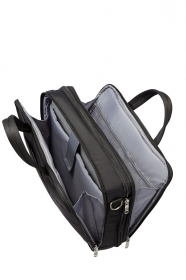 Samsonite Intellio Briefcase Bailhandle Notebook Táska 16'' Fekete (SAM 00V-009-004)