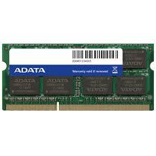 ADATA DDR3L 4GB 1600MHz CL11 SODIMM 1.35V (ADDS1600W4G11-R)