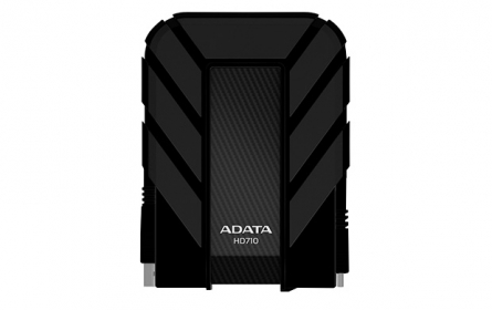 Adata HD710 Hordozható merevlemez 2TB Fekete (AHD710-2TU3-CBK)
