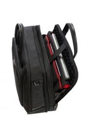 Samsonite Pro-DLX 4 Bailhandle Expandable 16'' Fekete Notebook Táska (35V-009-003)