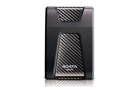 Adata HD650 merevlemez 2TB Fekete (AHD650-2TU3-CBK)