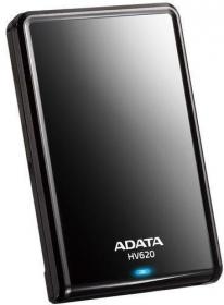 ADATA HV620 külső merevlemez 1TB Fekete (AHV620-1TU3-CBK)