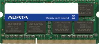 Adata DDR3L 4GB 1600MHz CL11 SODIMM, 1.35V (ADDS1600W4G11-S)