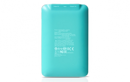 ADATA PV120 Power Bank Kék (APV120-5100M-5V-CBL)