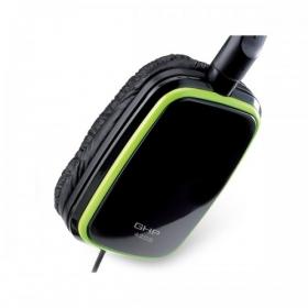 GENIUS GHP-420S fekete fejhallgató (GHP-420S B)