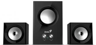 Genius SW-2.1 375 hangfal Fekete