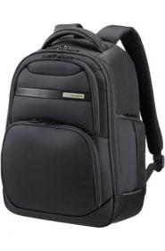 Samsonite 14'' Vectura Laptop Backpack Fekete Notebook Hátizsák(39V-009-007)