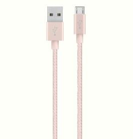 Belkin Premium Mixit rózsaszín micro USB kábel (F2CU021BT04-C00)