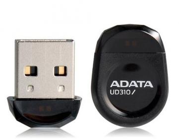 ADATA UD310 Pendrive 16GB Fekete (AUD310-16G-RBK)