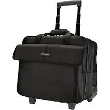 Kensington SP100 Classic Roller gurulós notebook táska 15.4'' (K62565EU)