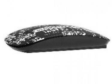 Tracer Urban Style nano USB optikai fekete mintás egér (TRAMYS45224)
