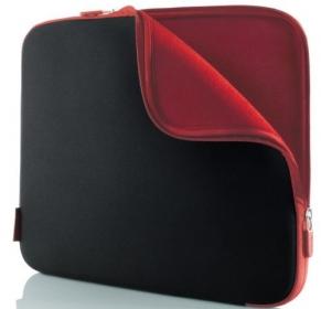 Belkin F8N047EABR 14'' fekete-piros neoprén notebook tok
