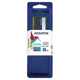 Adata DDR3L 8GB 1600MHz CL11 SODIMM, 1.35V (ADDS1600W8G11-S)