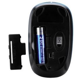 HAMA AM-7600 wireless optikai fekete-kék egér (134913)