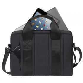 RivaCase 8820 Hyde 13,3'' Fekete Notebook Táska (4260403570265)