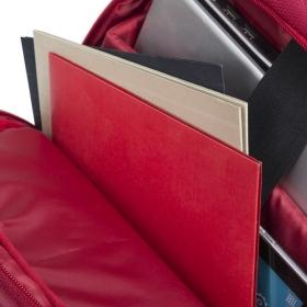 RivaCase 8065 Komodo 15,6'' Piros Notebook Hátizsák (4260403570609)