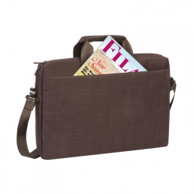RivaCase 8335 Biscayne 15,6 Barna Notebook táska(4260403570807)
