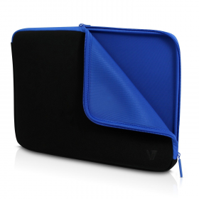 V7 (CSE12-BLK-3E) 12'' Vízálló neoprén notebook tok