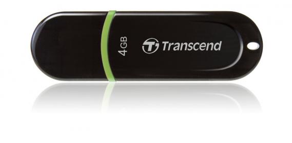 Transcend Jetflash300  4GB Pendrive (TS4GJF300)