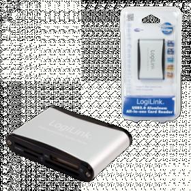 LOGILINK 56in1 külső memóriakártya olvasó SDHC-val (CR0001B)