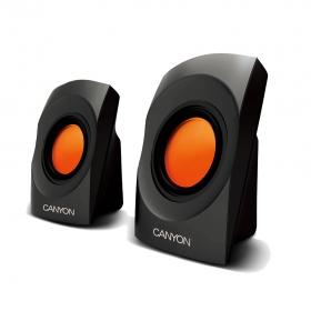 CANYON CNR-SP20JB fekete-narancs hangszóró