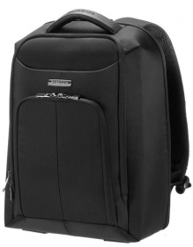 Samsonite ERGO-BIZ Laptop Backpack 16'' Fekete Notebook Hátizsák(46U-009-008)
