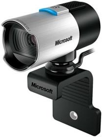 Microsoft LifeCam Studio webkamera Fekete-Ezüst ( Q2F-00018)