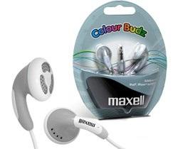 MAXELL CB-Silver Fülhallgató  Ezüst (303362.02.CN)