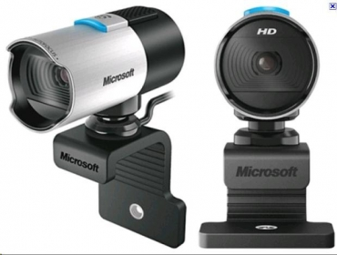Microsoft LifeCam Cinema webkamera Fekete-Szürke (H5D-00014)