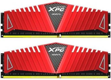 ADATA DDR4 XPG Z1 8GB (2x4GB) 2400Mhz CL16 Piros (AX4U2400W4G16-DRZ)