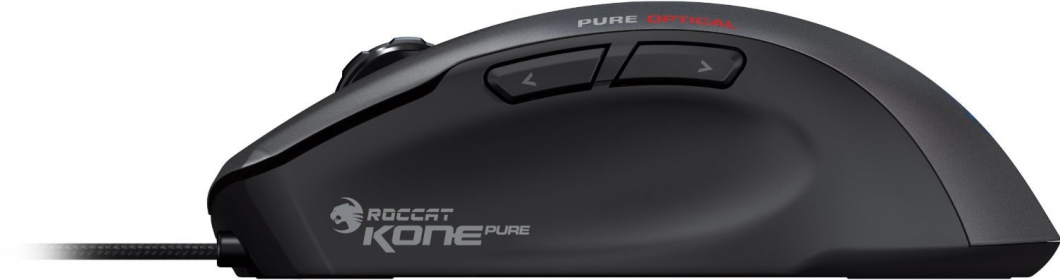 ROCCAT Kone Pure USB optikai fekete gamer egér (ROC/KON/PURE/OPT)
